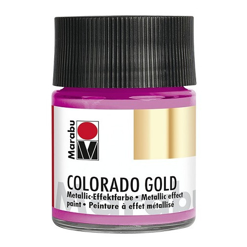COLORADO GOLD, metallic-roze 50 ml