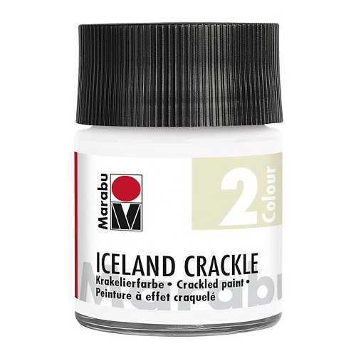 ICELAND CRACKLE, edelweis 50 ml