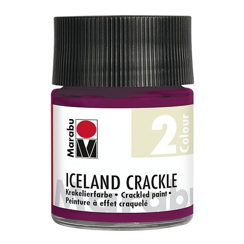ICELAND CRACKLE, bordeaux 50 ml