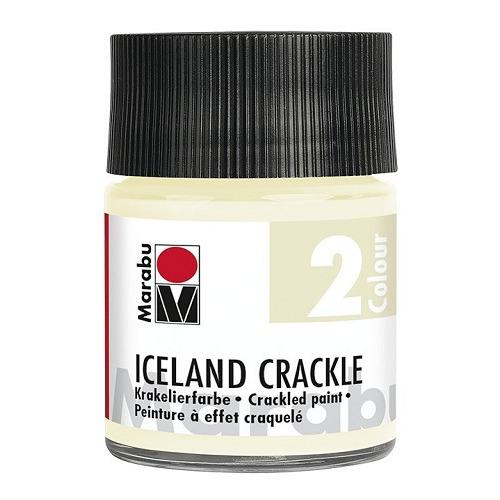 ICELAND CRACKLE, zacht geel 50 ml