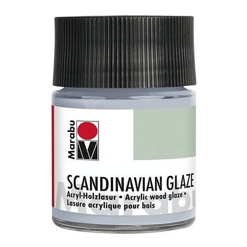SCANDINAVIAN GLAZE, grafiet 50 ml
