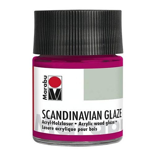 SCANDINAVIAN GLAZE, framboos 50 ml