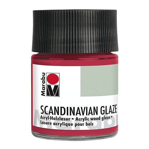 SCANDINAVIAN GLAZE, chilli 50 ml