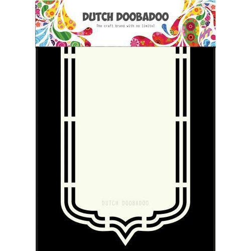 Dutch Doobadoo Dutch Shape Art Bookmark 470.713.164 A5 (05-18)