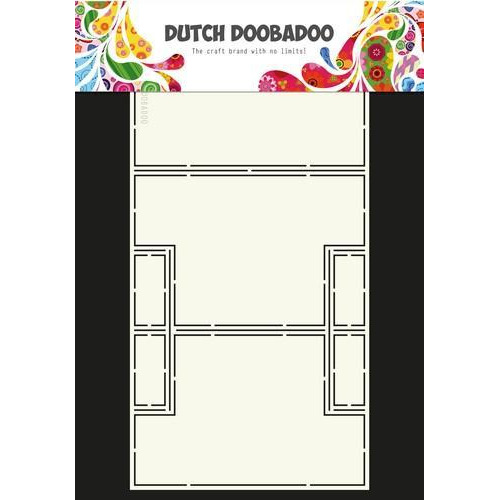 Dutch Doobadoo Dutch Card Art Tri-shutter A4 470.713.328 A4 (05-18)