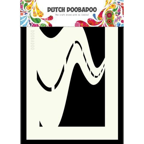 Dutch Doobadoo Dutch Mask Art autoweg A6 470.715.403 A6 (05-18)
