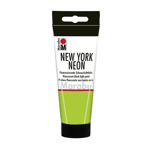 NEW YORK NEON, neon-groen365, 100 ml Tube