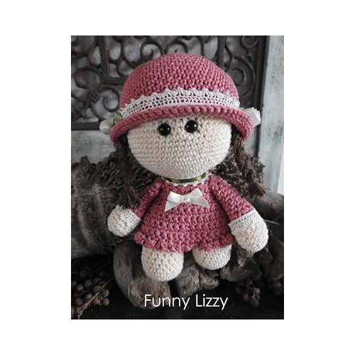Haakpakket Funny Lizzy