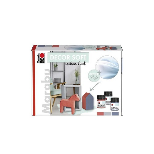 DECOR SOFT set URBAN LOOK