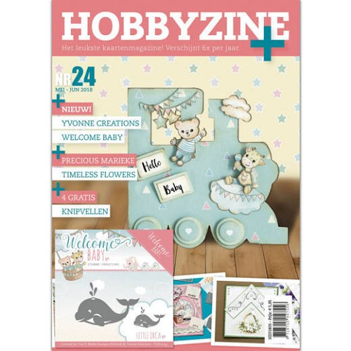Hobbyzine Plus 24