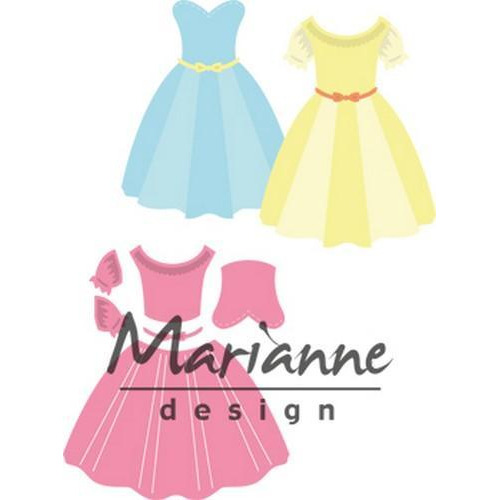 Marianne D Collectable Dress COL1452 83x94 mm (06-18)