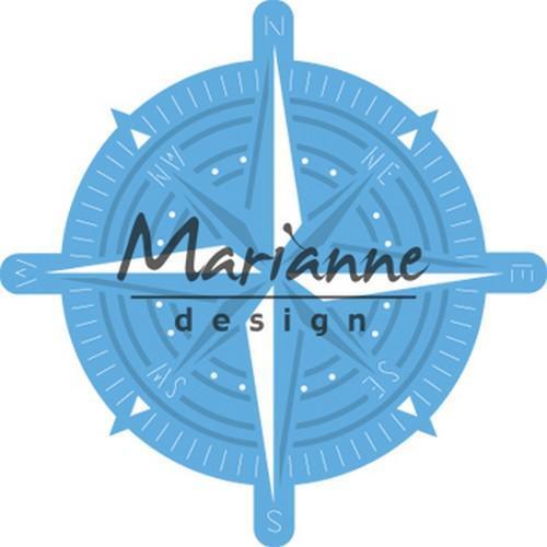 Marianne D Creatable kompas LR0534 70x70 mm (06-18)