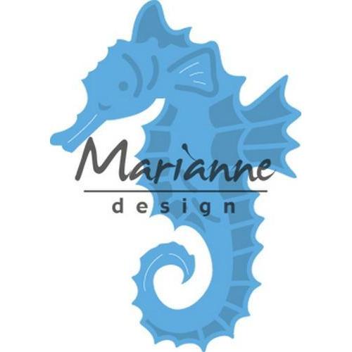 Marianne D Creatable zeepaardje LR0536 ; 43x60 mm (06-18)