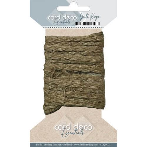 Card Deco Essentials - Jute Rope