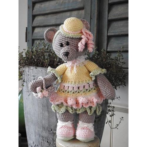 Haakpakket Funny Bear Tilly