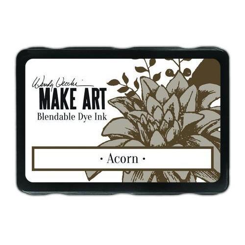 Ranger MAKE ART Dye Ink Pad Acorn WVD62561 Wendy Vecchi 5,8x8,3cm (05-18)