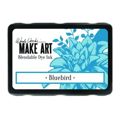 Ranger MAKE ART Dye Ink Pad Bluebird WVD62578 Wendy Vecchi 5,8x8,3cm (05-18)