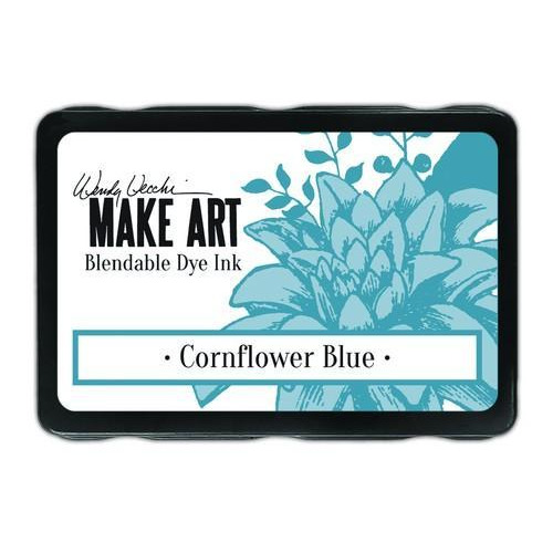 Ranger MAKE ART Dye Ink Pad Cornflower Blue WVD62585 Wendy Vecchi 5,8x8,3cm (05-18)