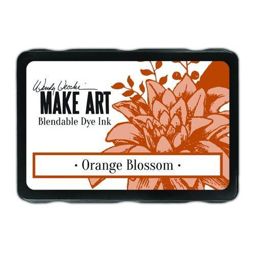 Ranger MAKE ART Dye Ink Pad Orange Blossom WVD62615 Wendy Vecchi 5,8x8,3cm (05-18)