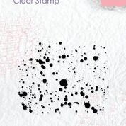 "Clear stamps textures ""spatters"""