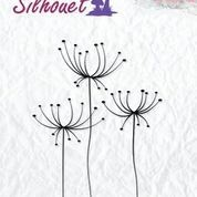 "Silhouette clear stamps ""herbs-1"""