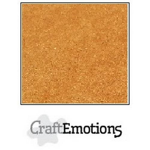 CraftEmotions karton kraft bruin 27x13,5cm
