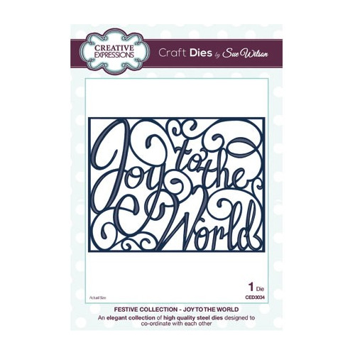 The Festive Collection Joy to the World