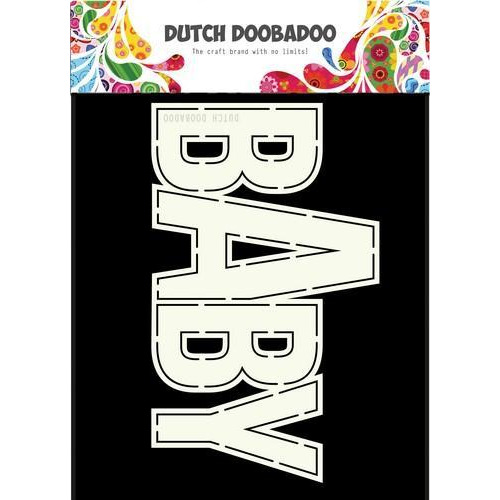 Dutch Doobadoo Dutch Card Art Baby 470.713.660 A5 (06-18)