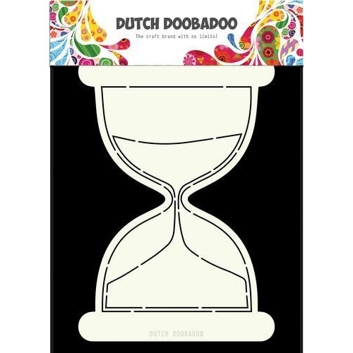 Dutch Doobadoo Dutch Card Art zandloper 470.713.668 A5 (06-18)