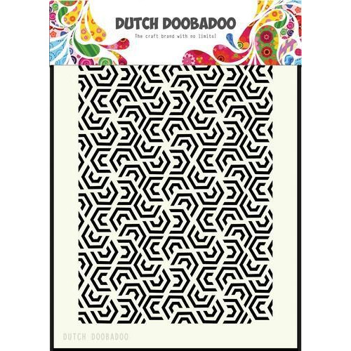 Dutch Doobadoo Dutch Mask Art Leaves A5 470.715.126 (06-18)