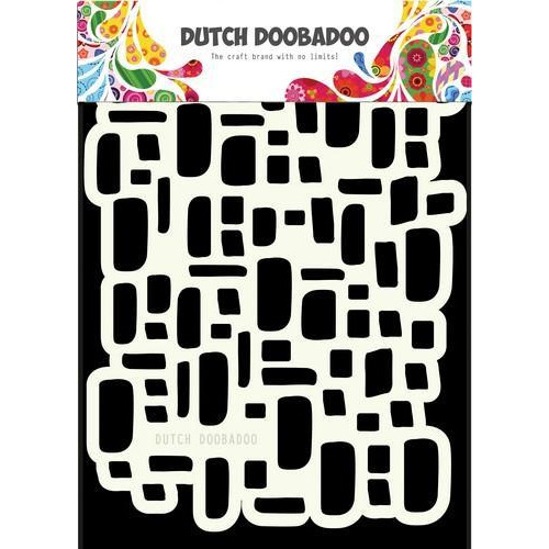 Dutch Doobadoo Dutch Mask Art Rocks A5 470.715.127 (06-18)