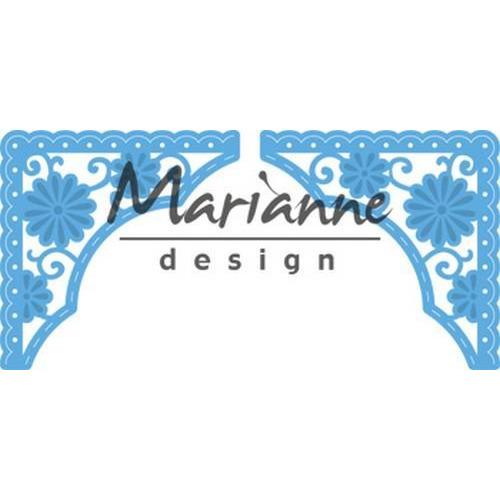 Marianne D Creatable Anja's hoek - corner LR0538 48x48mm (07-18)