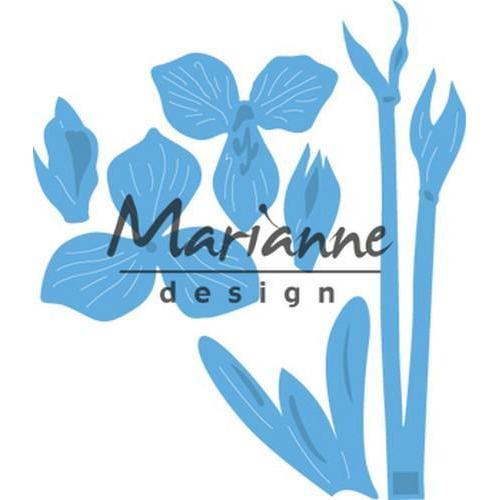 Marianne D Creatable Petra`s amaryllis LR0539 80x93mm (07-18)