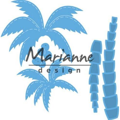 Marianne D Creatable Palmbomen LR0541 19x65mm - 53x70mm (07-18)