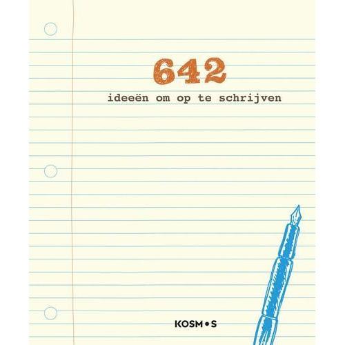 Kosmos Boek - 642 ideeën om op te schrijven San Francisco Writers (06-18)