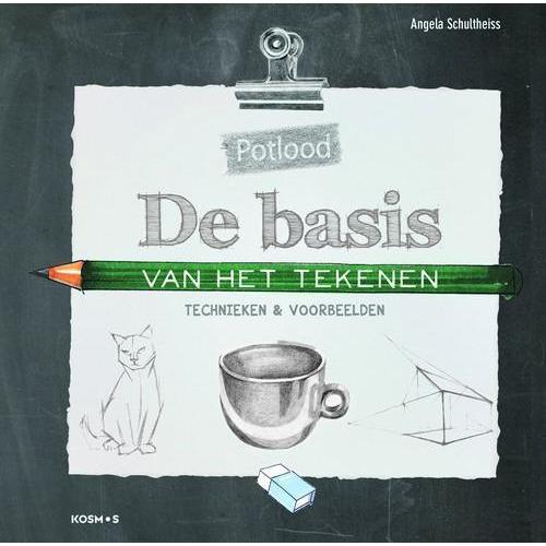 Kosmos Boek - De basis van het tekenen Schultheiss, Angela (07-18)