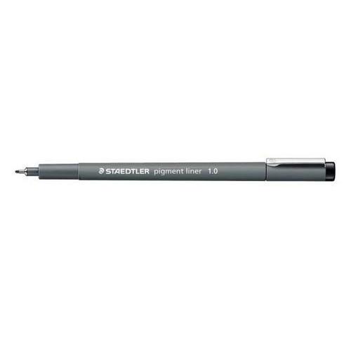 Staedtler pigment liner fineliner 1,0 mm zwart 308 10-9
