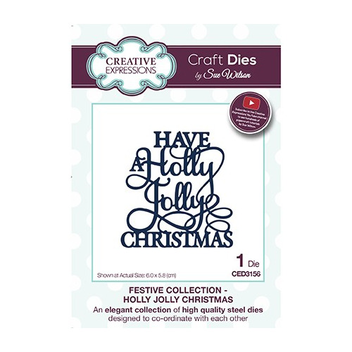 The Festive Collection Holly Jolly Christmas
