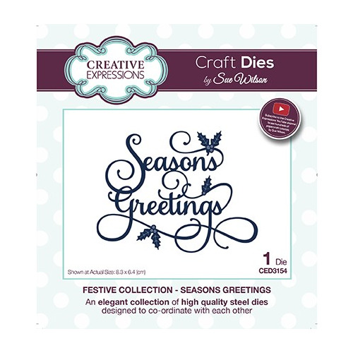 The Festive Collection Seasons Greetings
