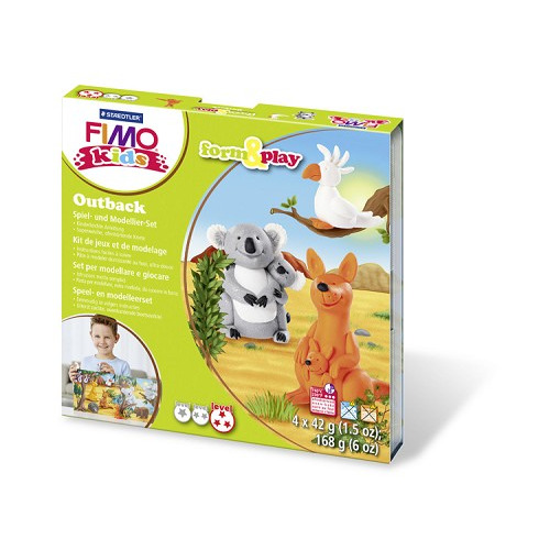 "Fimo kids Form&Play ""Outback"""