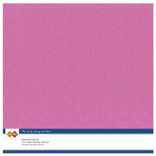 Linnenkarton - 30.5 x 30.5 Hardroze