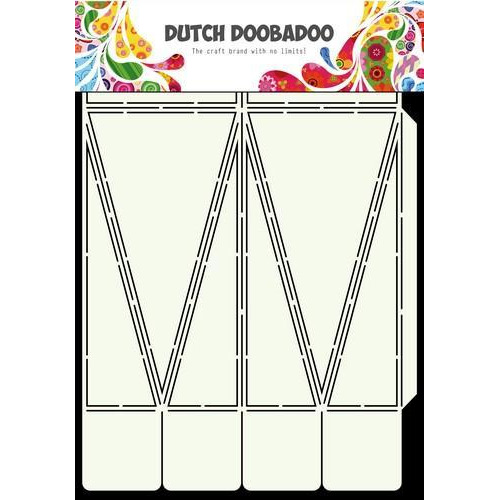 Dutch Doobadoo Dutch Box Art Selfclosing Box A4 470.713.048 (07-18)