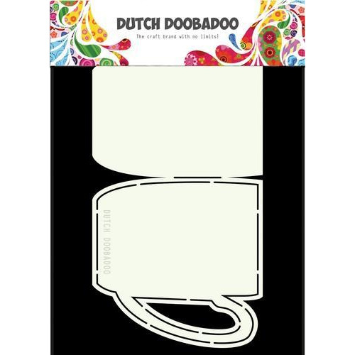 Dutch Doobadoo Dutch Card Art kop-mok A5 470.713.675 (07-18)