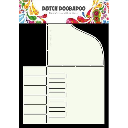 Dutch Doobadoo Dutch Card Art Piano A4 470.713.677 (07-18)