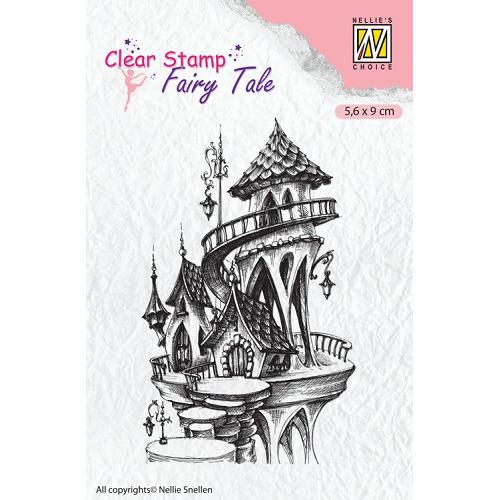 Fairy Tales: fairy summer castle