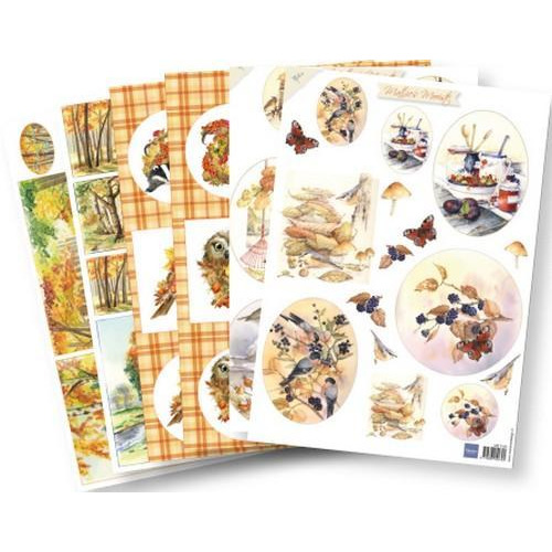 Marianne D Assortiment set Autumn PA4071 (08-18)