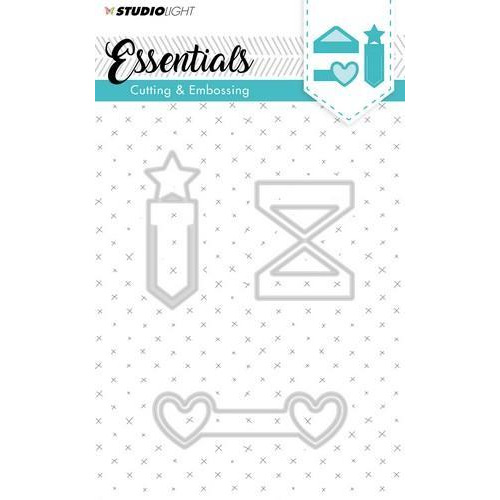 Embossing Die Cut Stencil Essentials Nr.125 STENCILSL125 (07-18)