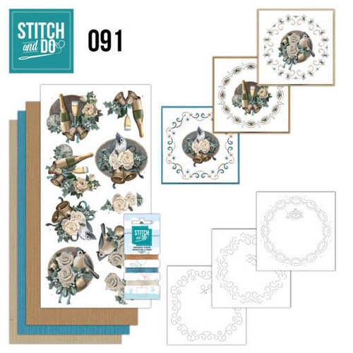 Stitch and Do 91 - Christmas Wishes
