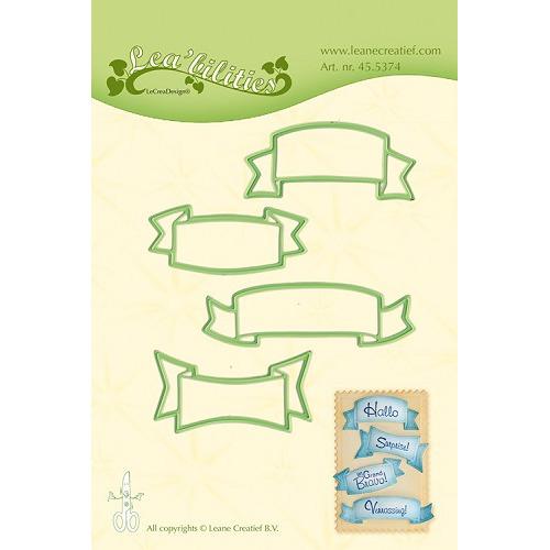 Leabilitie® Banners snij en embossing mal