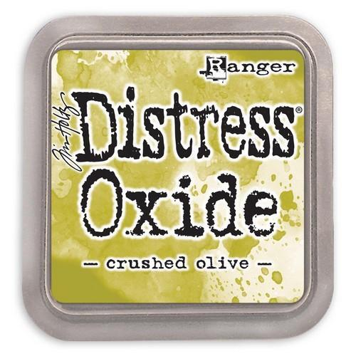 Ranger Distress Oxide - Crushed Olive TDO55907 Tim Holtz (08-18)